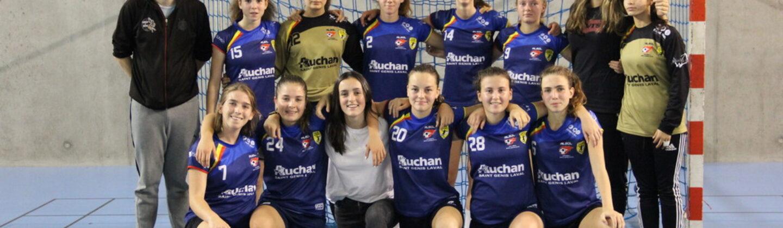 M17 Championnat de France féminin