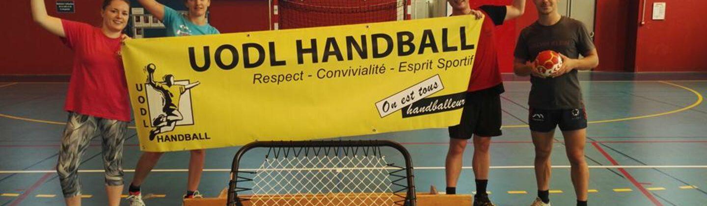 Actualités - UODL Handball
