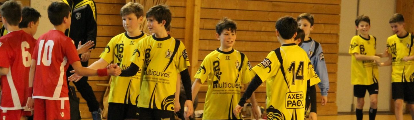 -13 Masculins vs Rumilly