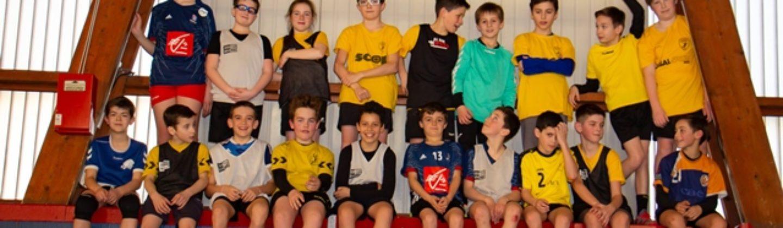 Stage UODL Handball